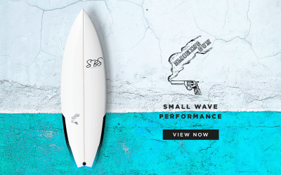 The Ultimate Small Wave Ripper !!!