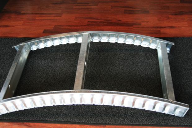 Curved Stud & Track