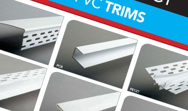 PVC Mouldings and Trims Supplier - SBS Direct Brisbane