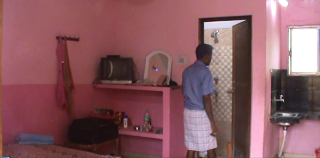 Guesthouse with kitchen facility in puri
