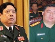 Nhóm lợi ích quân đội – đại diện là hai cha con Phùng Quang Thanh và Phùng Quang Hải.