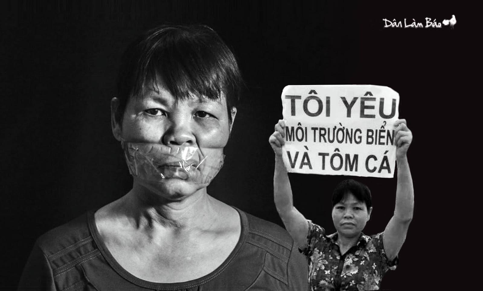Chính phủ Úc đòi thả Nguyễn Ngọc Như Quỳnh, Nguyễn Văn Đài và Cấn Thị Thêu