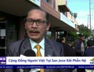 Cộng Đồng Người Việt Tại San Jose Phẫn Nộ