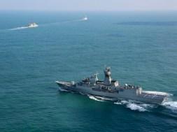 HMAS Stuart North East Asia Deployment