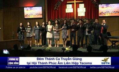 Thanh Ca Truyen Giang tai Hoi Thanh Tin Lanh Tacoma Washington