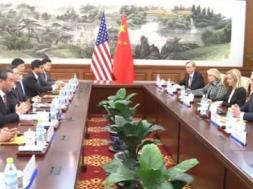 Trung Cộng tăng sức ép chính trị, kinh tế đối với Hoa Kỳ trong chuyến công du Bắc Kinh
