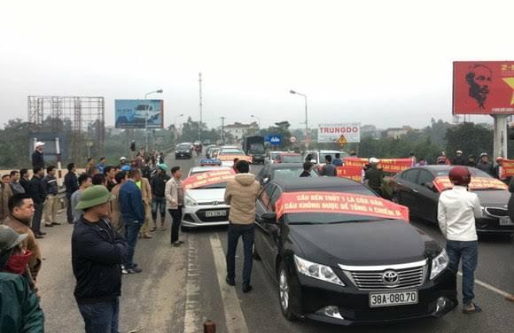 Người dân đã thắng chính quyền: quyết định huỷ bỏ thu phí qua cầu Bến Thuỷ 1