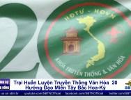 Trai Huan Luyen Truyen Thong va Van Hoa 20 tai Stevenson Washington