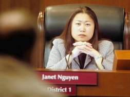 Janet Nguyen disputes grand jury report