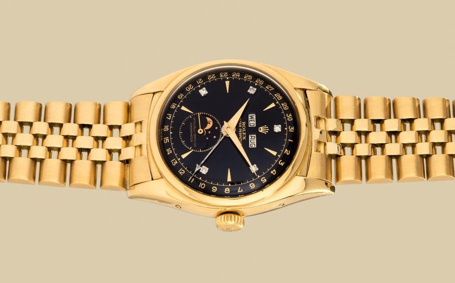 Đồng hồ Rolex của vua Bảo Đại lập kỷ lục thế giới bán được hơn 5 triệu Mỹ kim