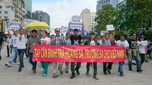 Sẽ có biểu tình chống Trung Cộng nay mai tại Việt Nam?