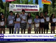 Hội Đồng Hương Quảng Ngãi Phát Thưởng & Họp Mặt 2017