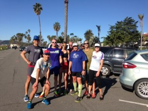Weekly Club Group Run! @ East Beach, Santa Barbara | Santa Barbara | California | United States
