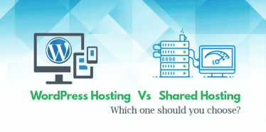 Wordpress vs shared hosting