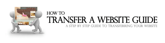 step by step guide to migrating and transferring your website
