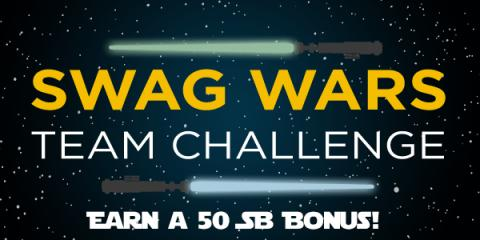 #ALT Swag Wars Team Challenge   US