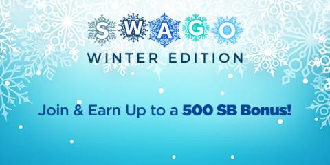 #ALT January Swago with Spin & Win