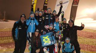 Landescup Kids - Nachtslalom 26.01.2018 St. Georgen am Walde