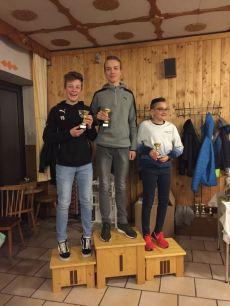 Vereinsmeisterschaft 10.03.2018