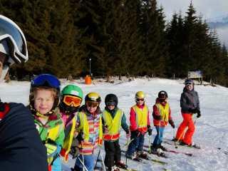 Kinderschikurs für Fortgeschritene 29/30.12.2018