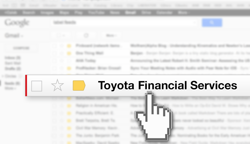 Toyota Financial Services Where To Mail Your Payment
