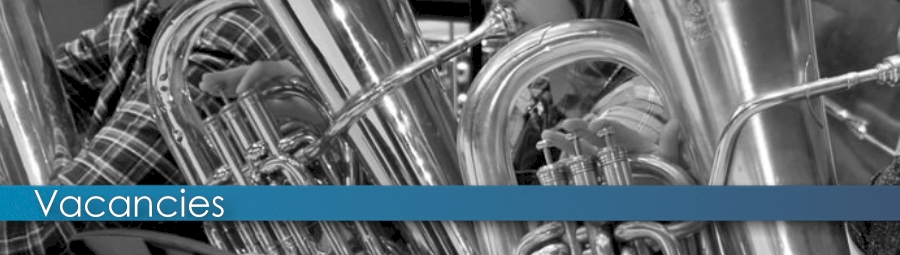 Vacancies at Horsham Borough Band