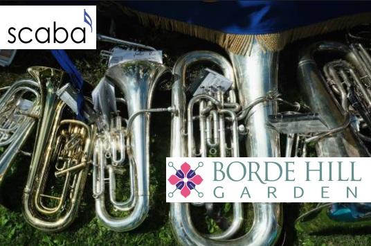 Borde Hill Brass Festival @ Borde Hill Garden