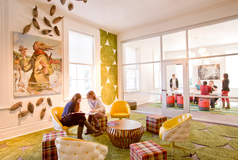 SCAD interior design programs ranked No  1 in the nation   SCAD edu SCAD interior design programs ranked No  1 in the nation