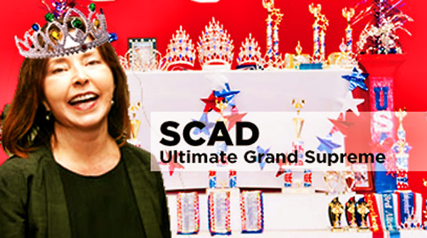 Paula Wallace Ultimate Grand Supreme SCAD