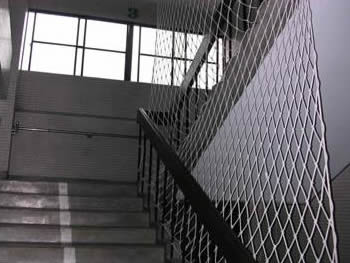 Nice Flexible Wire Mesh Net Strong Netting Anti Stairs Railing