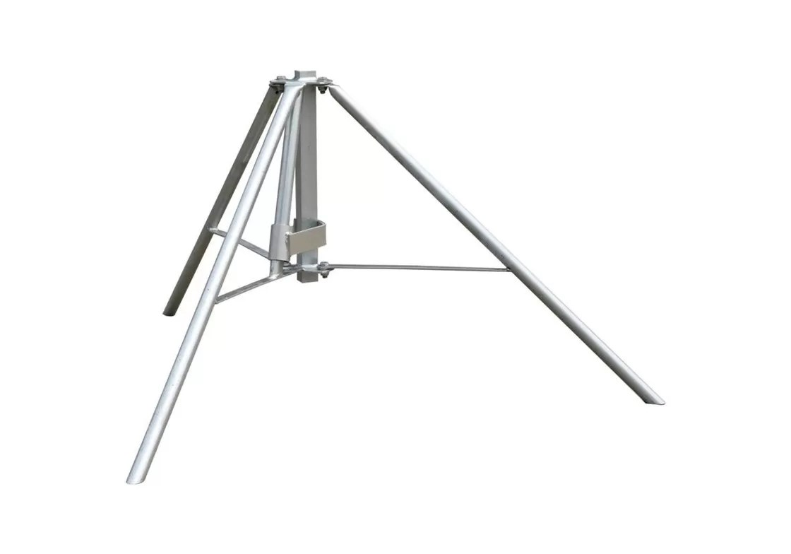 Q235 Shoring Props Scaffold Tripod Stand For Formwork System
