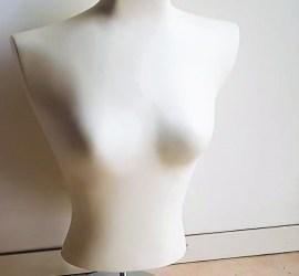 mezzo busto donna