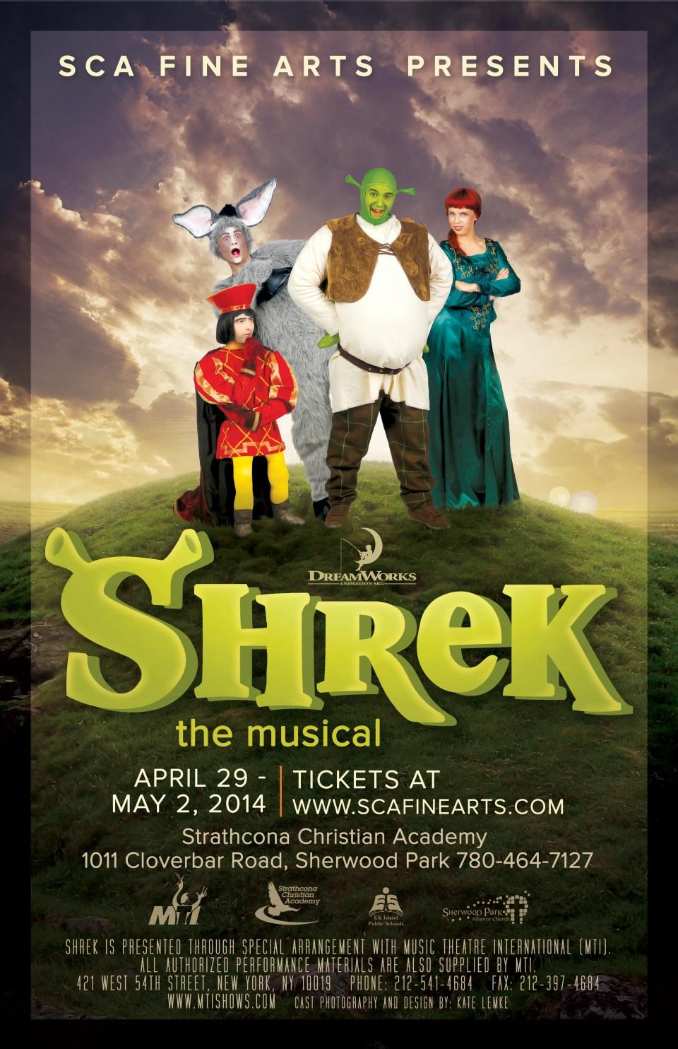 Shrek 2014