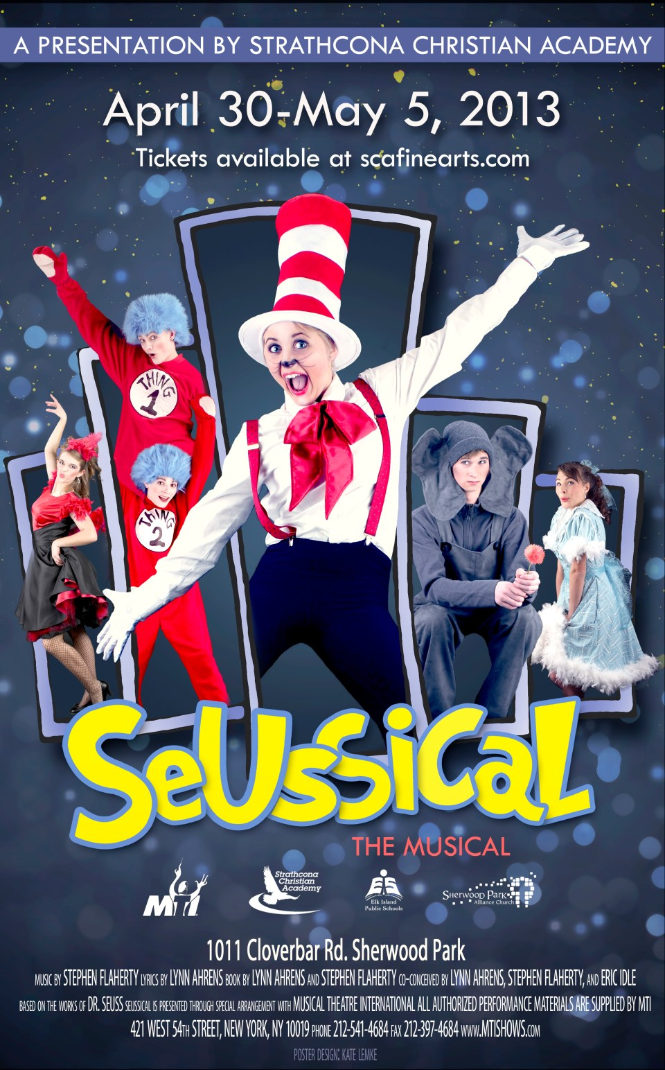 Seussical - 2013