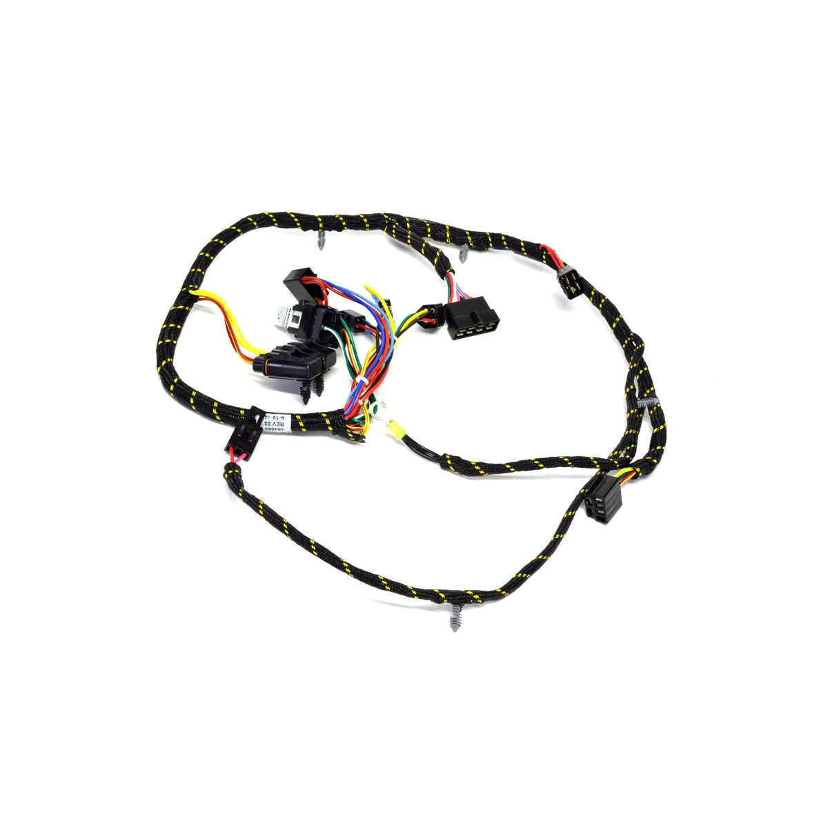 Scag Wire Harness Scz 48 52