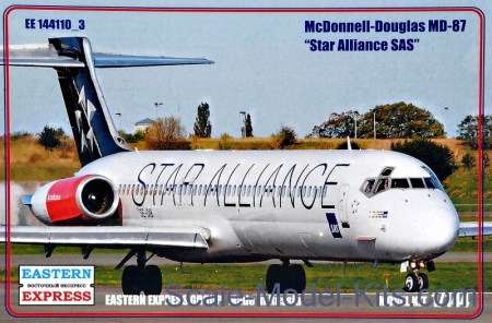 Civil airliner MD-87, Star Alliance SAS