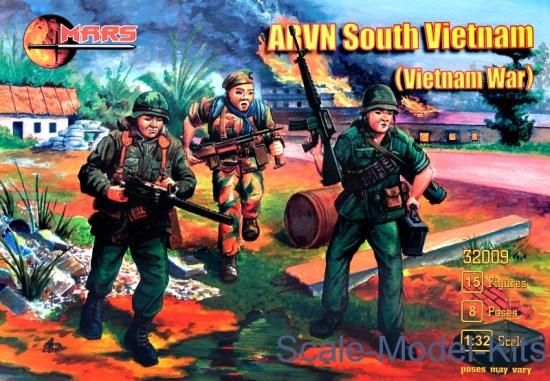 ARVN South Vietnam (Vietnam war)