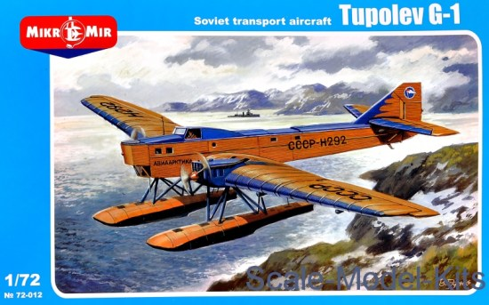 Soviet transport aircraft Tupolev G-1