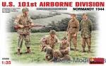 U.S. 101st Airborne division, Normandy 1944