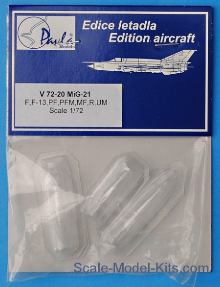 Canopy for MiG-21 F, F-13, PF, PFM, MF, R, UM
