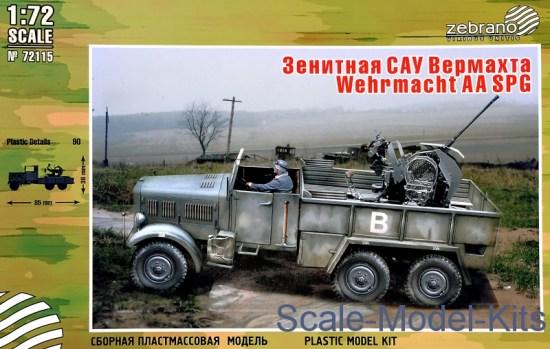 Wehrmacht AA SPG