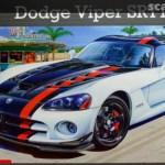 Dodge Viper Srt10 Acr Revell 07079 2013