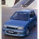Nismo K11 March Fujimi 124711 1998