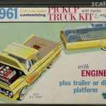 3 In 1 1961 Chevrolet Apache Smp K 731 1961