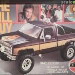 The Fall Guy Gmc Pickup Airfix 9 08446 1983