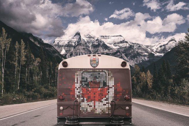 Million Dollar Bus bus