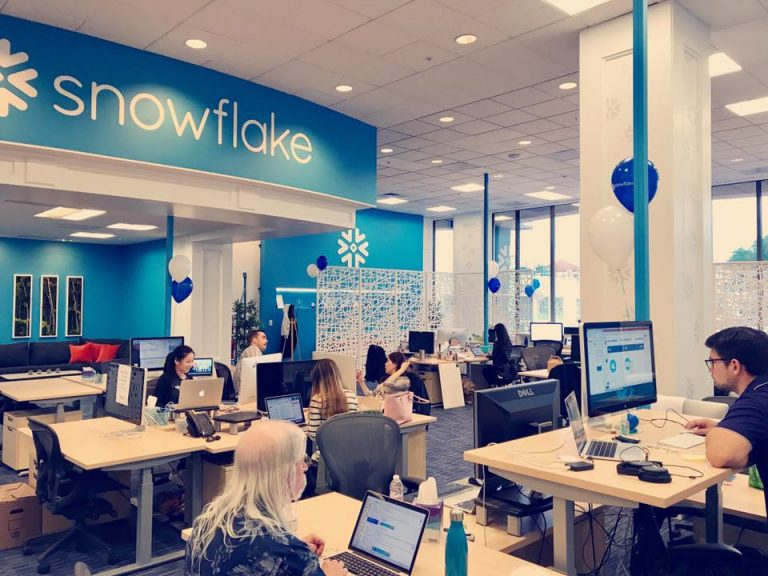 Snowflake Inc's value more than doubles in stock market's largest software debut