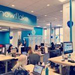 Snowflake startup company