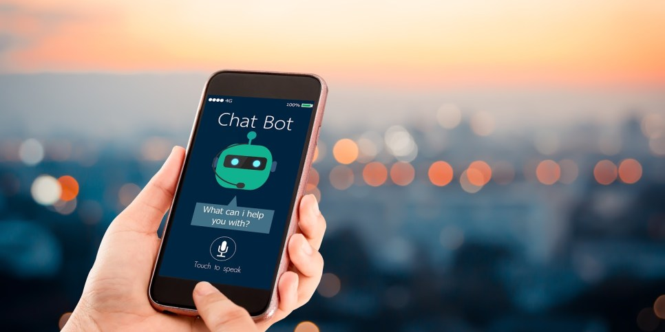conversational marketing - chatbot