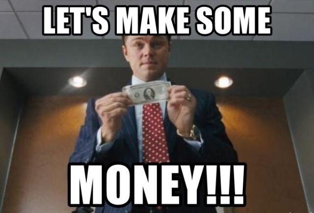 Come guadagnare $ 10000 al mese?  facciamo un po 'di soldi